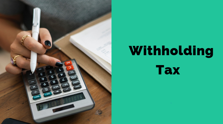 Withholding taxes in India