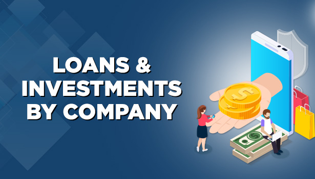 Loans and investment by Companies