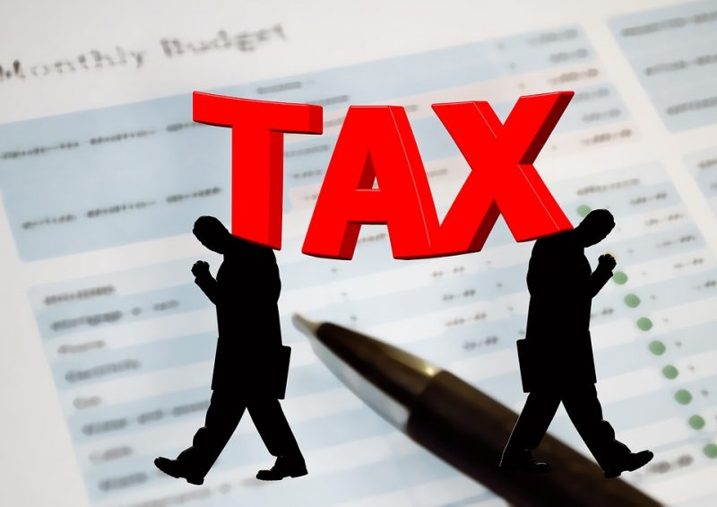 Perceiving tax scrutiny