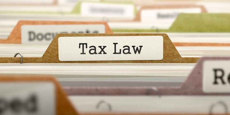 The Taxation Laws (Amendment) Bill, 2017