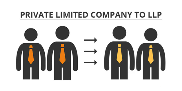 Conversion of a Private Company into Limited Liability Partnership